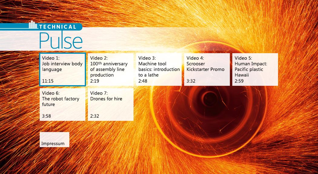 Cornelsen »Pulse« DVD-Menus-2
