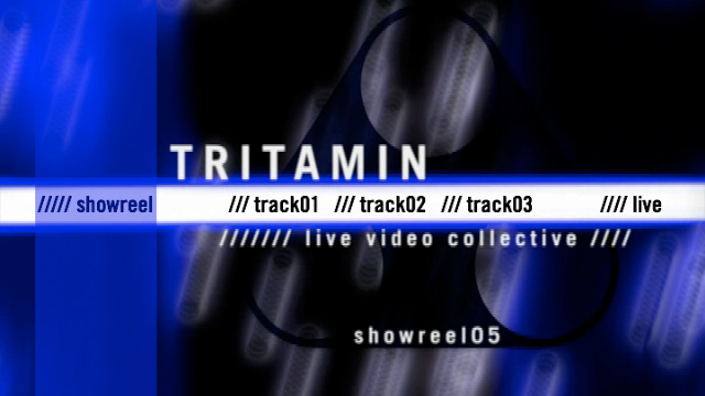 »TRITAMIN live video collective«-3
