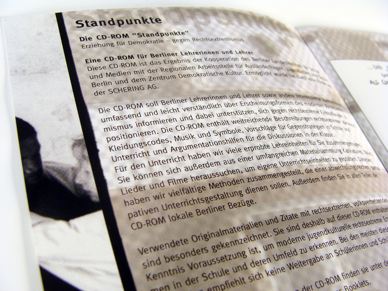 »Standpunkte CD-ROM«-1