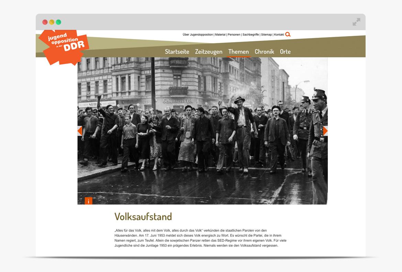 »Jugendopposition in der DDR«-2
