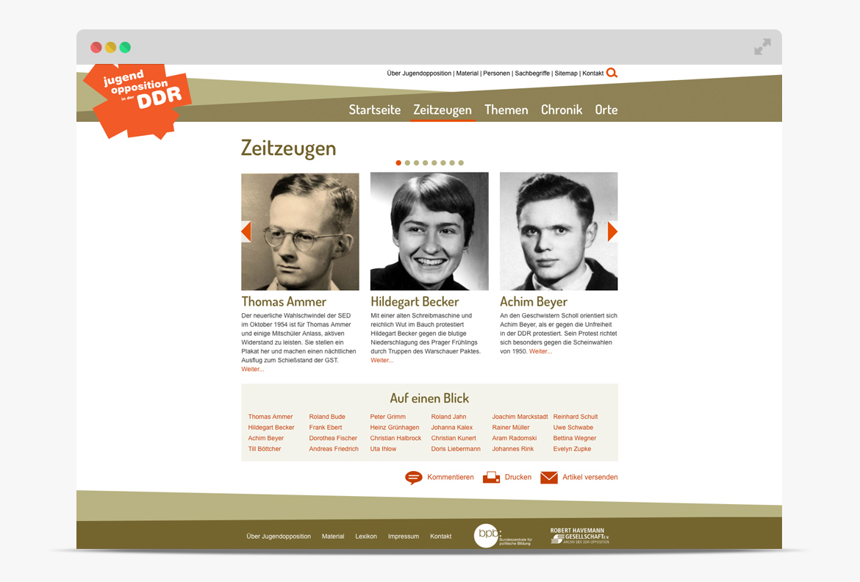 »Jugendopposition in der DDR«-1