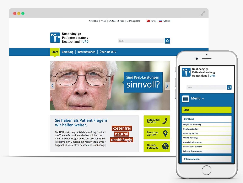 »Unabhängige Patientenberatung Deutschland – UPD«-0