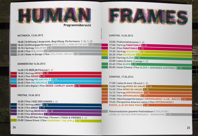 »HUMAN FRAMES« Film-Festival-1